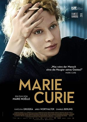 Rent Marie Curie (aka Marie Curie: The Courage of Knowledge) Online DVD Rental