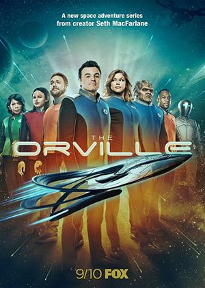 Rent The Orville Online DVD Rental