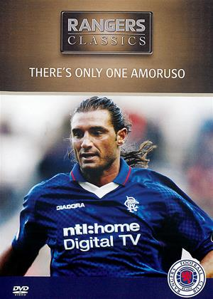 Rent Rangers FC: Lorenzo Amoruso: There's Only One Amuroso (aka Rengers Classics: There's Only One Amuroso) Online DVD Rental