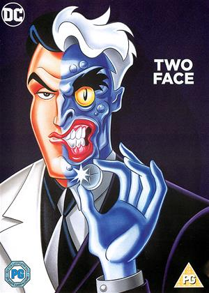 DC Super-Villains: Two-Face Online DVD Rental