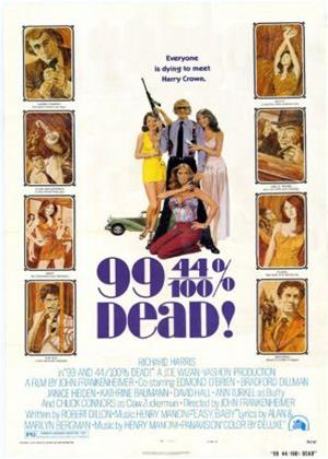 Rent Call Harry Crown (aka 99 and 44/100% Dead) Online DVD Rental