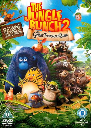 Rent The Jungle Bunch 2 (aka The Jungle Bunch 2: The Great Treasure Quest) Online DVD & Blu-ray Rental