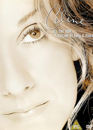 Rent Celine Dion: All the Way: A Decade of Song and Video Online DVD Rental