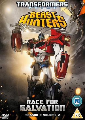 Rent Transformers Prime: Series 3: Part 2 Online DVD & Blu-ray Rental