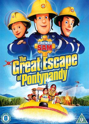 Rent Fireman Sam: The Great Escape of Pontypandy Online DVD Rental
