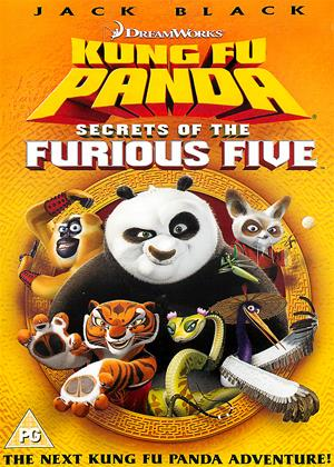 Rent Kung Fu Panda: Secrets of the Furious Five Online DVD & Blu-ray Rental