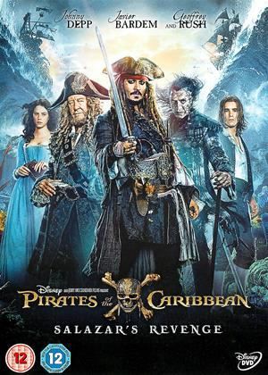 Pirates of the Caribbean: Salazar's Revenge Online DVD Rental