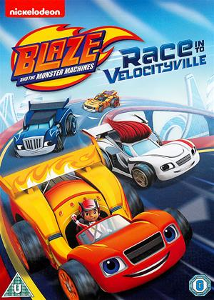 Rent Blaze and the Monster Machines: Race Into Velocityville Online DVD Rental