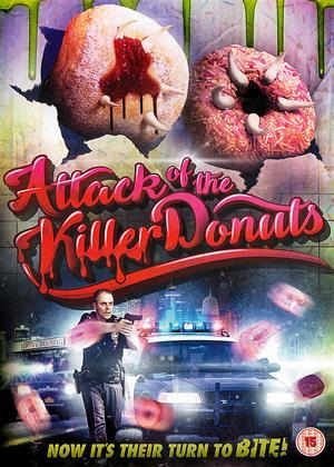 Rent Attack of the Killer Donuts Online DVD Rental