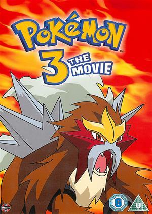 Rent Pokemon 3: The Movie (aka Gekijô-ban poketto monsutâ: Kesshô-tô no teiô / Pokemon: The Movie 3: Spell of the Unown) Online DVD Rental