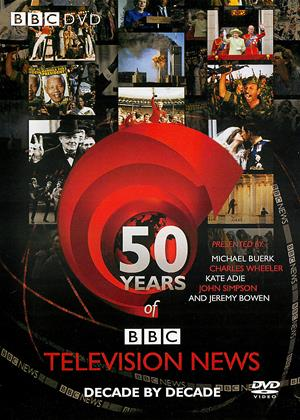 Rent 50 Years of BBC Television News Online DVD Rental