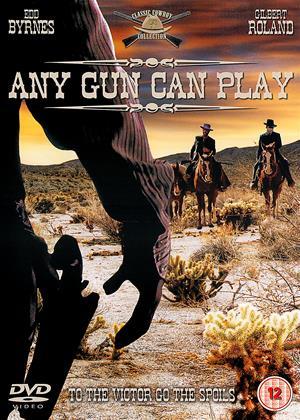 Rent Any Gun Can Play (aka Vado... l'ammazzo e torno) Online DVD Rental