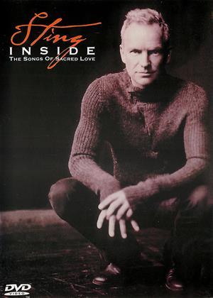 Sting: Inside: The Songs of Sacred Love Online DVD Rental