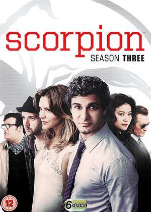 Rent Scorpion: Series 3 Online DVD Rental