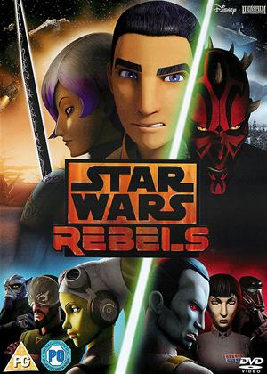 Rent Star Wars Rebels: Series 3 (aka Star Wars: Rebels) Online DVD Rental