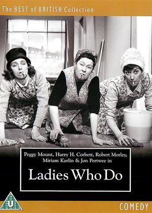 Rent Ladies Who Do Online DVD Rental