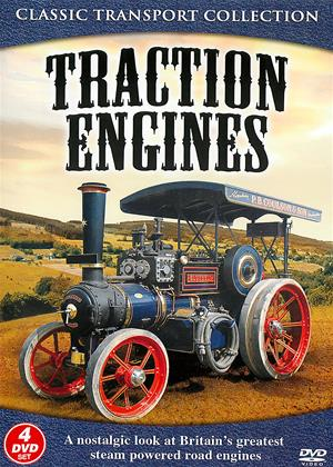 Rent Classic Transport Collection: Traction Engines Online DVD Rental