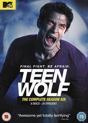 Rent Teen Wolf: Series 6 Online DVD Rental