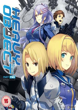Rent Heavy Object: Series 1: Part 2 Online DVD Rental