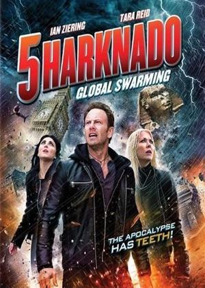 Rent Sharknado 5: Global Swarming Online DVD Rental