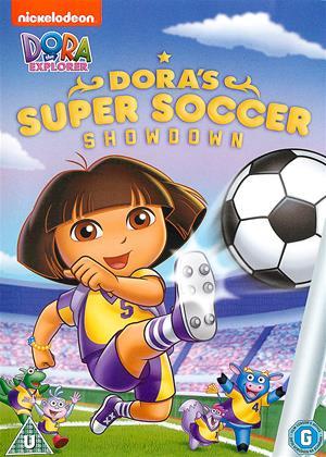 Rent Dora the Explorer: Dora's Super Soccer Showdown Online DVD Rental