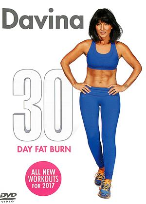 Rent Davina: 30 Day Fat Burn Online DVD Rental