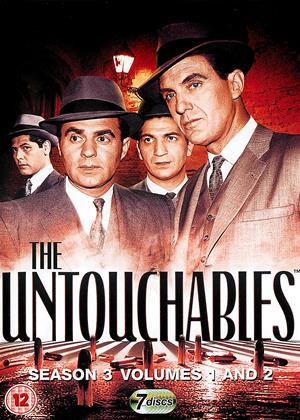 Rent The Untouchables: Series 3 Online DVD & Blu-ray Rental