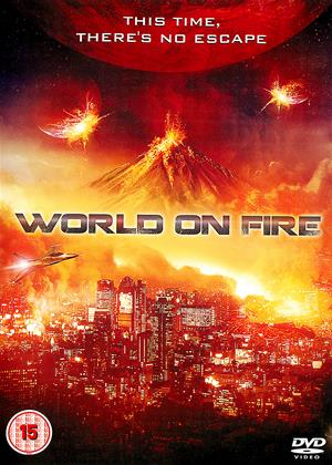 Rent World on Fire (aka Miami Magma / Swamp Volcano) Online DVD Rental