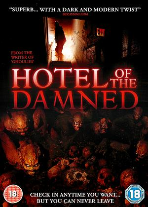 Rent Hotel of the Damned (aka Hotel Kill) Online DVD Rental