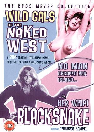Rent Wild Gals of the Naked West / Black Snake Online DVD Rental