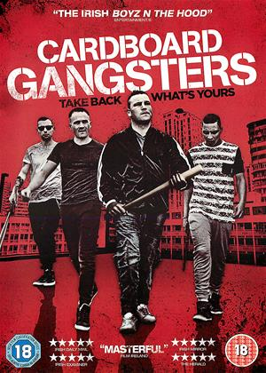 Rent Cardboard Gangsters Online DVD Rental