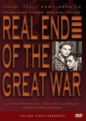 Rent Real End of the Great War (aka Prawdziwy koniec wielkiej wojny) Online DVD Rental