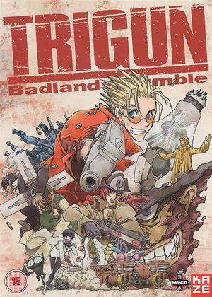 Rent Trigun: Badlands Rumble Online DVD & Blu-ray Rental