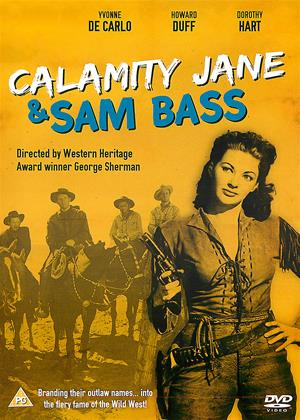 Rent Calamity Jane and Sam Bass (aka Sam Bass and Calamity Jane) Online DVD & Blu-ray Rental