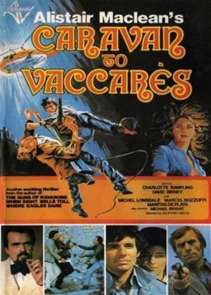 Rent Caravan to Vaccares Online DVD Rental