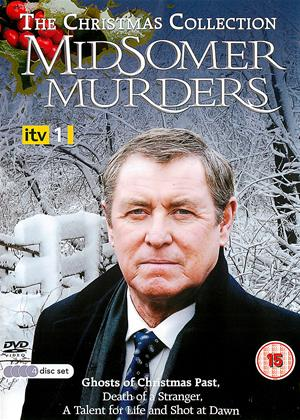 Rent Midsomer Murders: The Christmas Collection Online DVD & Blu-ray Rental
