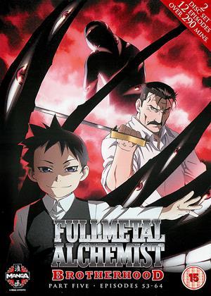 Rent Full Metal Alchemist Brotherhood: Vol.5 (aka Hagane no renkinjutsushi) Online DVD & Blu-ray Rental