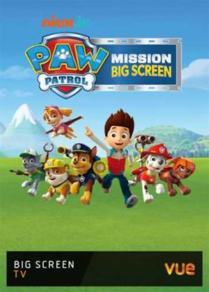 Rent Paw Patrol: Mission Big Screen Online DVD Rental