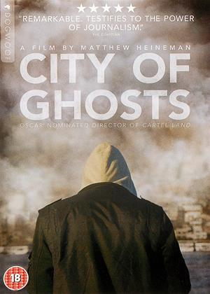 Rent City of Ghosts Online DVD Rental