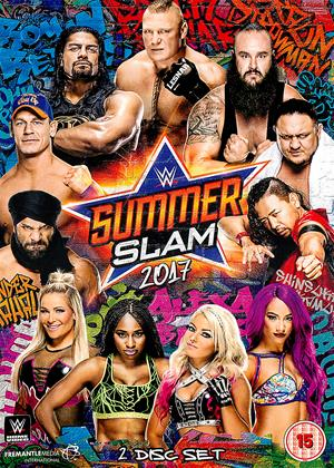 Rent WWE: SummerSlam 2017 Online DVD Rental