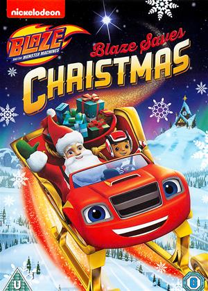 Rent Blaze and the Monster Machines: Blaze Saves Christmas Online DVD Rental
