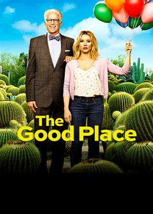 Rent The Good Place: Series 2 Online DVD Rental