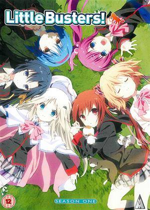 Rent Little Busters!: Series 1 Online DVD Rental