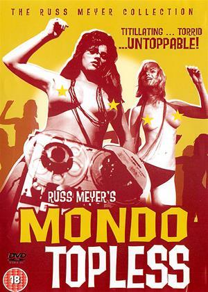 Rent Mondo Topless (aka Mondo Topless / Faster Pussycat! Wham! Bang!) Online DVD Rental