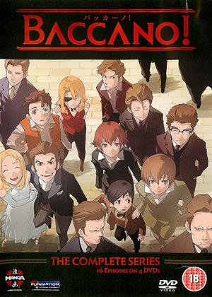 Rent Baccano!: Series Online DVD & Blu-ray Rental