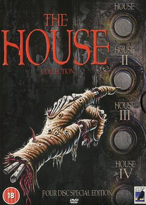 Rent House III (aka The Horror Show) Online DVD Rental