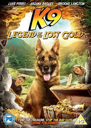Rent K-9: Legend of the Lost Gold (aka K-9 Adventures: Legend of the Lost Gold) Online DVD Rental