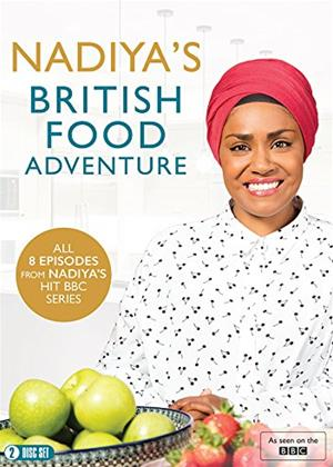 Nadiya Hussain S British Food Adventures