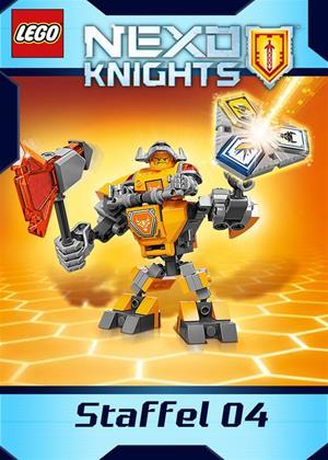 Rent Lego Nexo Knights: Series 4 Online DVD Rental