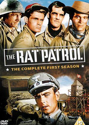 Rent The Rat Patrol: Series 1 Online DVD & Blu-ray Rental